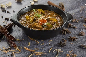 Drivu Kadai Murgh (chicken) كاداي مورغ