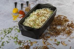 Drivu Buttered Cumin Rice أرز بالزبدة و الكمون