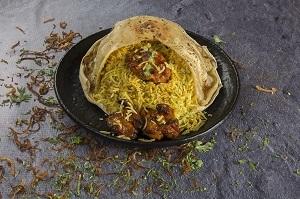 Drivu Chicken Tikka Biryani برياني دجاج تكا