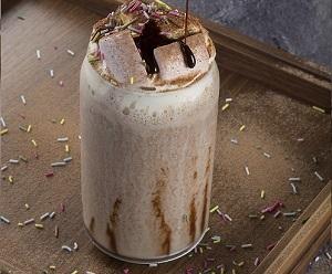 Drivu Chocolate Milkshake ميلك شيك بالشوكولاتة