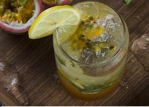 Drivu Passion Fruit Mojito موهيتو فاكهة الباشن