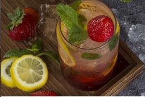 Drivu Strawberry Mojito موهيتو الفراولة