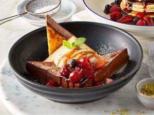 Drivu Cinnamon French Toast