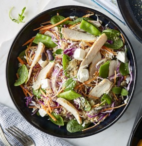 Drivu Chicken Quinoa Salad