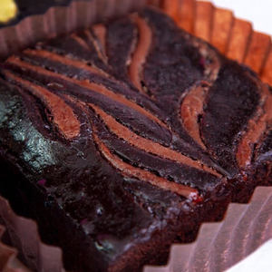 Drivu Nutella Brownies
