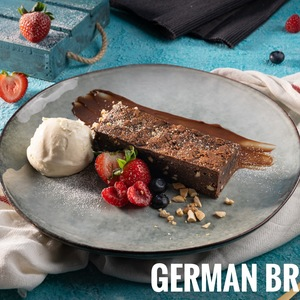 Drivu German Brownies