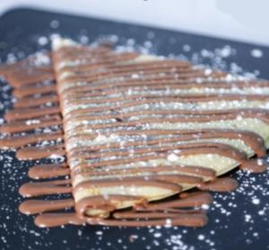 Drivu Nutella Crepe