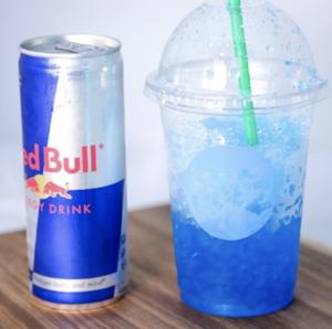 Drivu Red Bull Blue
