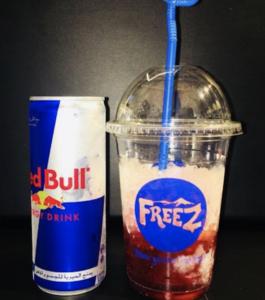 Drivu Red Bull Blueberry