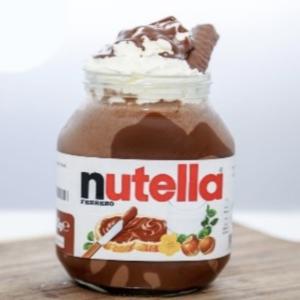 Drivu Nutella Milkshake Big Jar
