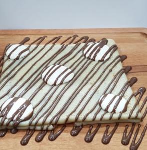 Drivu Cheese Nutella Crepe