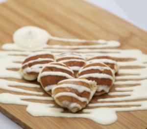Drivu Cheese Pancake