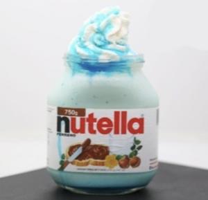 Drivu Smurf Milkshake Cup