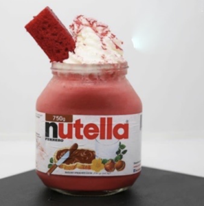 Drivu Red Velvet Milkshake Big Jar