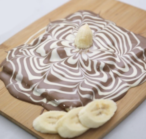 Drivu Banana Crepe