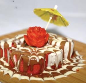 Drivu Sushi Red Velvet
