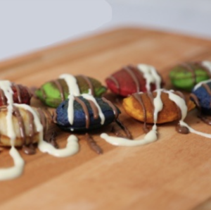 Drivu Rainbow Pancake Mix Choco