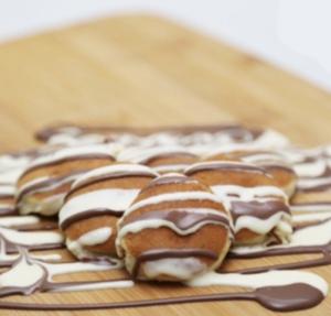 Drivu Cheese Nutella Pancake