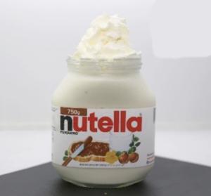 Drivu Vanilla Milkshake Jar