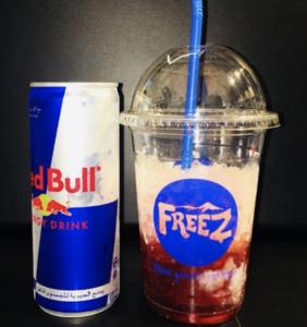Drivu Red Bull Raspberry