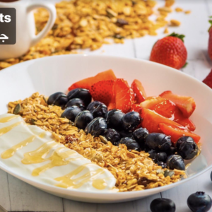 Drivu Granola & Fruit