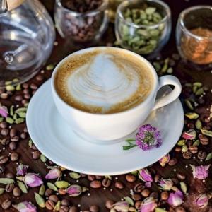 Drivu Hot Cafe Latte
