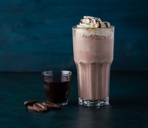 Drivu Chocolate Frappachino