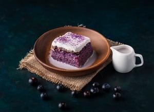 Drivu Lavender Milk Cake