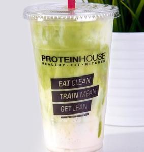 Drivu Matcha Green Tea Latte