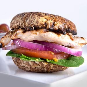 Drivu Portobello Sandwich