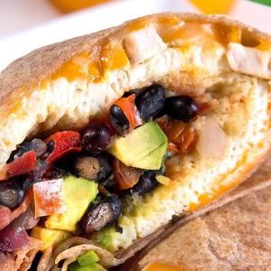 Drivu PH Breakfast Burrito