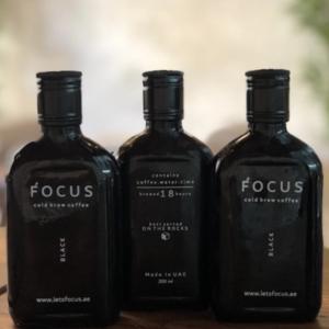 Drivu Focus Cold Brew Original (200ml)