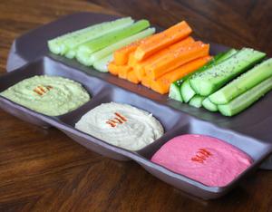 Drivu Hummus Platter