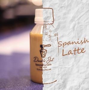 Drivu Bottled Spanish Latte 135ml:  6 bottles
