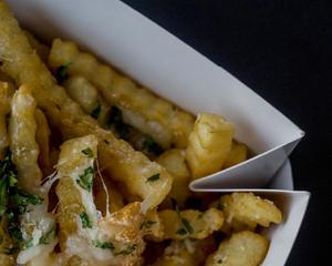 Drivu Parmesan & Truffle Fries