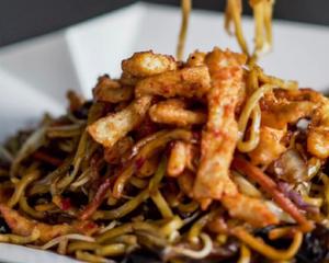 Drivu Lomein Chicken Noodles