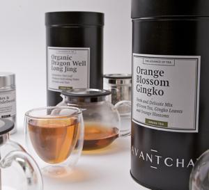 Drivu Organic Hot Tea