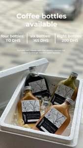 Drivu Coffee Bottles of 4