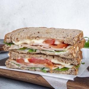 Drivu Queue Club Sandwich