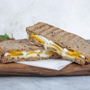 Drivu Eggs & Cheese Sandwich