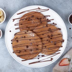 Drivu Double Chocolate Pancake