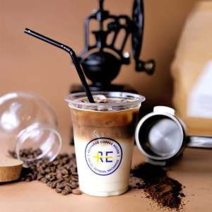 Drivu Iced Flavored Latte