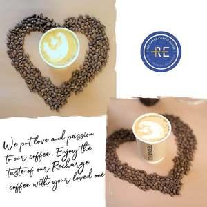Drivu Hot Flavored Latte