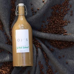 Drivu Salted Caramel - 1 Liter (Cold)