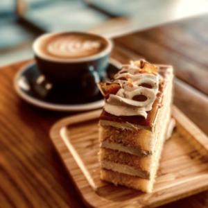 Drivu Butterscotch Caramel Cake
