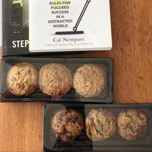 Drivu Nutella Cookie Box (3 pieces)