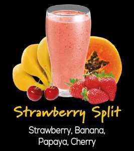 Drivu Strawberry Split