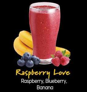 Drivu Raspberry Love