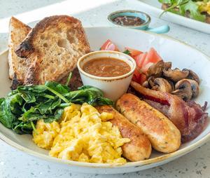Drivu Almost English Breakfast Bowl
