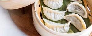 Drivu Mushroom Dumplings